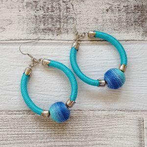 Aqua - fülbevaló
