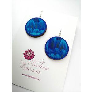 Colorama kék levelek