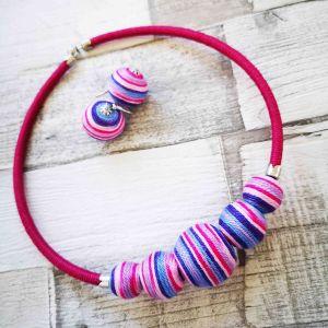 Nyári szellő nyakperec ajándék fülbevalóval