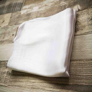 Selyemkendő fehér