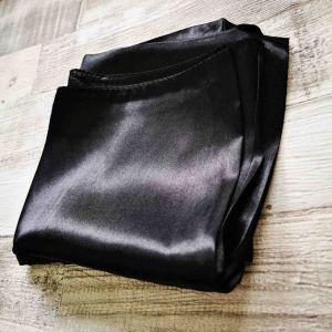 Selyemkendő fekete