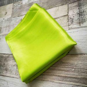 Selyemkendő kisliba zöld