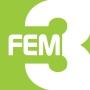 FEM 3 Logo